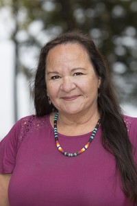 Suzan Crazy Thunder, Diversity and Tribal Outreach Coodinator