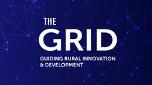 GRID logo with background